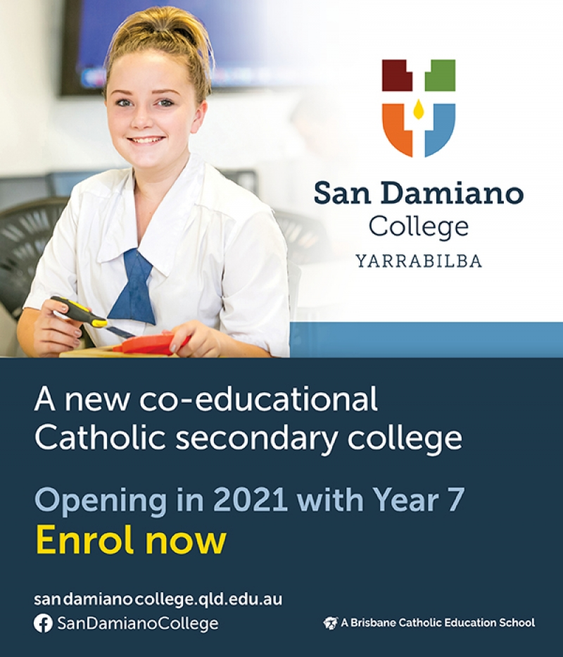 San Damiano College